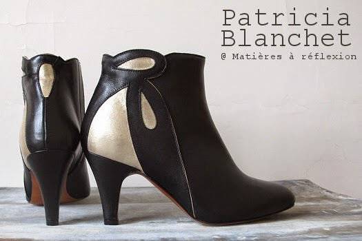 Ankle boots Patricia Blanchet Mulolan