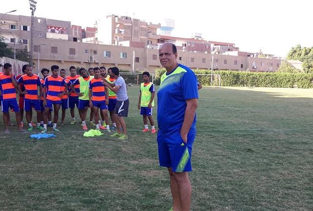 هشام يكن خلفا لـ إبراهيم سعيد فى تدريب فريق جولدى
