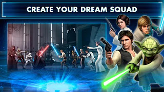 Star Wars: Galaxy of Heroes HACK MOD APK (Modo Deus)