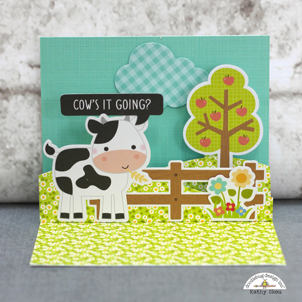 Doodlebug Odds & Ends Die-Cuts Down On The Farm에 대한 이미지 검색결과