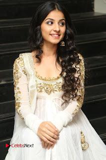 Telugu Actress Mahima Makwana Stills in White Desginer Dress at Venkatapuram Movie Logo Launch  0157.JPG