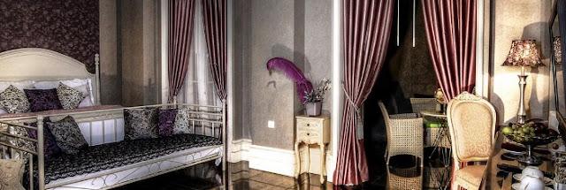 Tempat Tidur Megah Ciri khas Princess