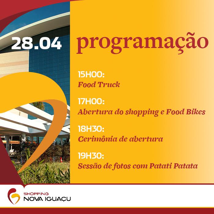 Shopping Nova Iguaçu abre as portas para a Baixada Fluminense ... 4d1b6511c01a4