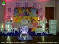 Tema Bailarinas para decoração de festa infantil de meninas - mesa decorada para aniversário infantil