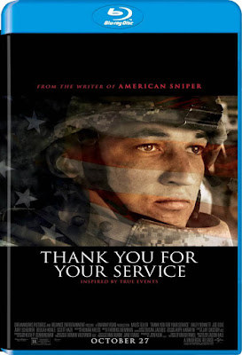 Thank You for Your Service 2017 BD25 Latino