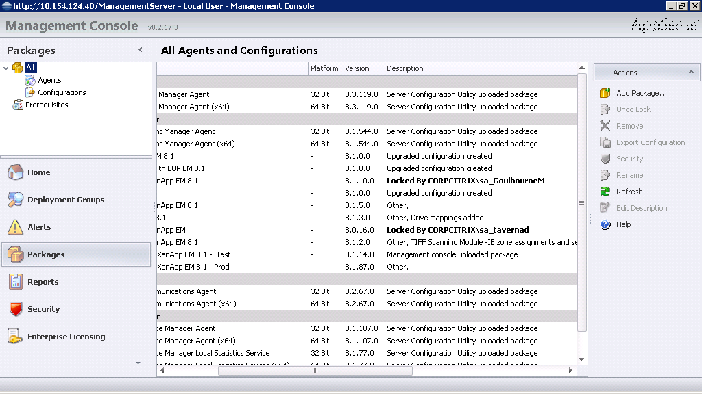 Removing locks in AppSense configs - HTG | Howell Technology Group