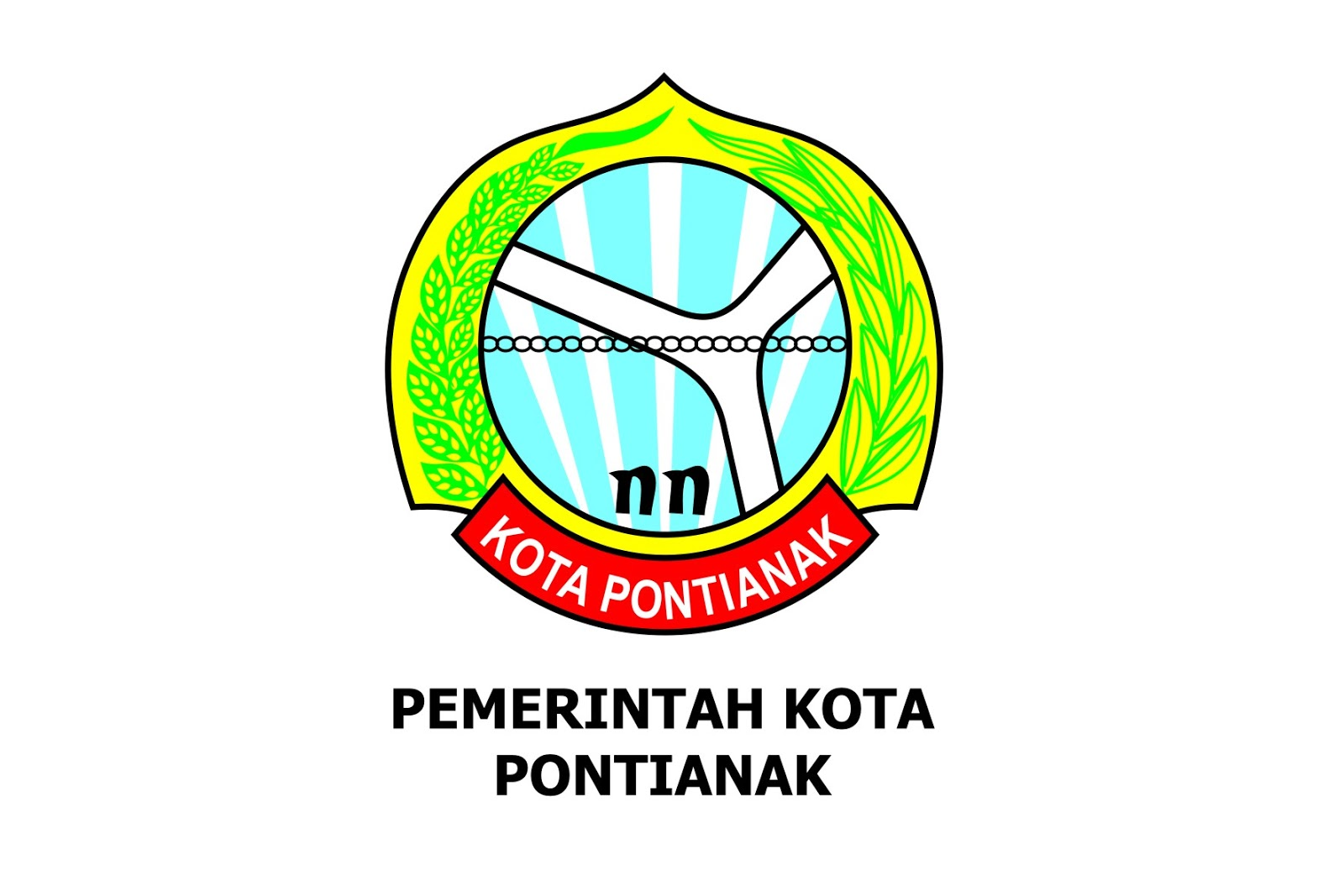 Kota Pontianak Logo