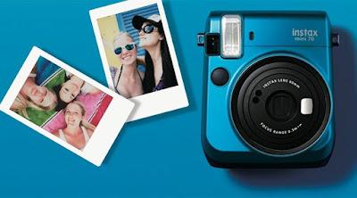Cámara Instax mini 70 Fujifilm