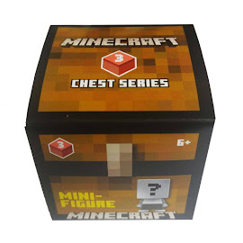 Minecraft Chest Series 3 Zombie Mini Figure