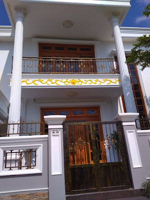 Penampakan Rumah Mewah Bernilai +Rp 5 Miliar Milik Oknum PNS Batam