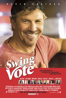 Sinopsis Swing Vote (2008)