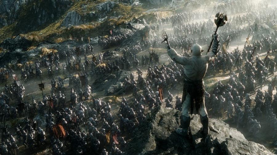 Imagens O Hobbit - A Batalha dos Cinco Exércitos Versão Extendida Torrent
