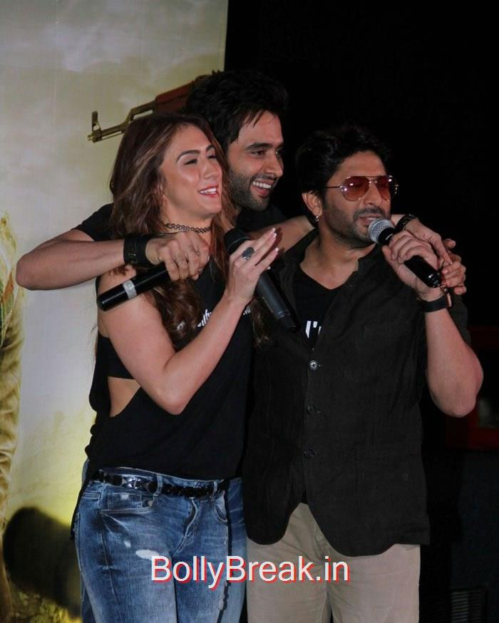 Lauren Gottlieb, Jackky Bhagnani, Arshad Warsi, HOt HD Pics of Lauren Gottlieb From 'Welcome 2 Karachi' Trailer Launch