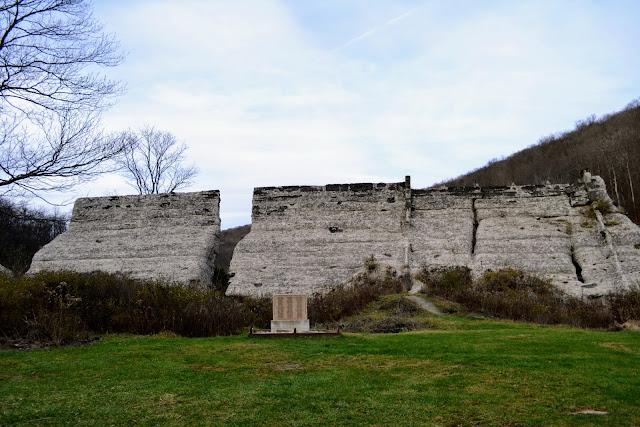 Руїни дамби в Остін, Пенсильванія (Austin Dam, PA)