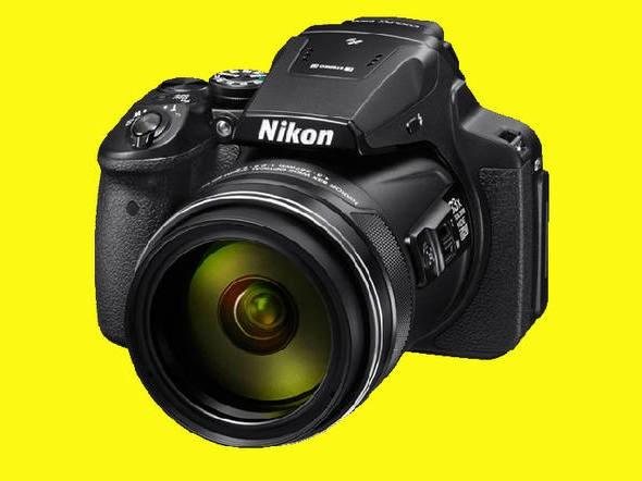 Você poderá fotografar a qualquer distância com a Nikon P900
