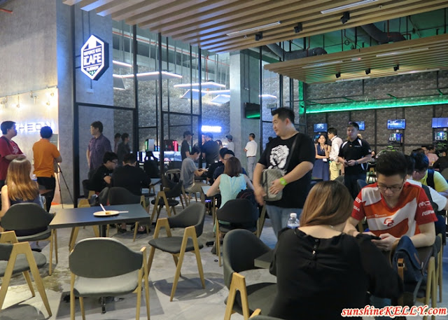 iCafe, The PANTHEON Malaysia, first eSports Arena in Malaysia, Platinum NVIDIA GeForce GTX iCafe Certification
