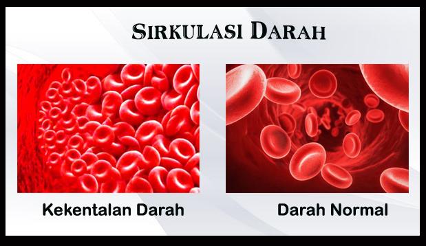 cara mengatasi pengentalan darah