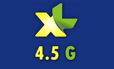 Jaringan 4.5G XL di Kal-Bar