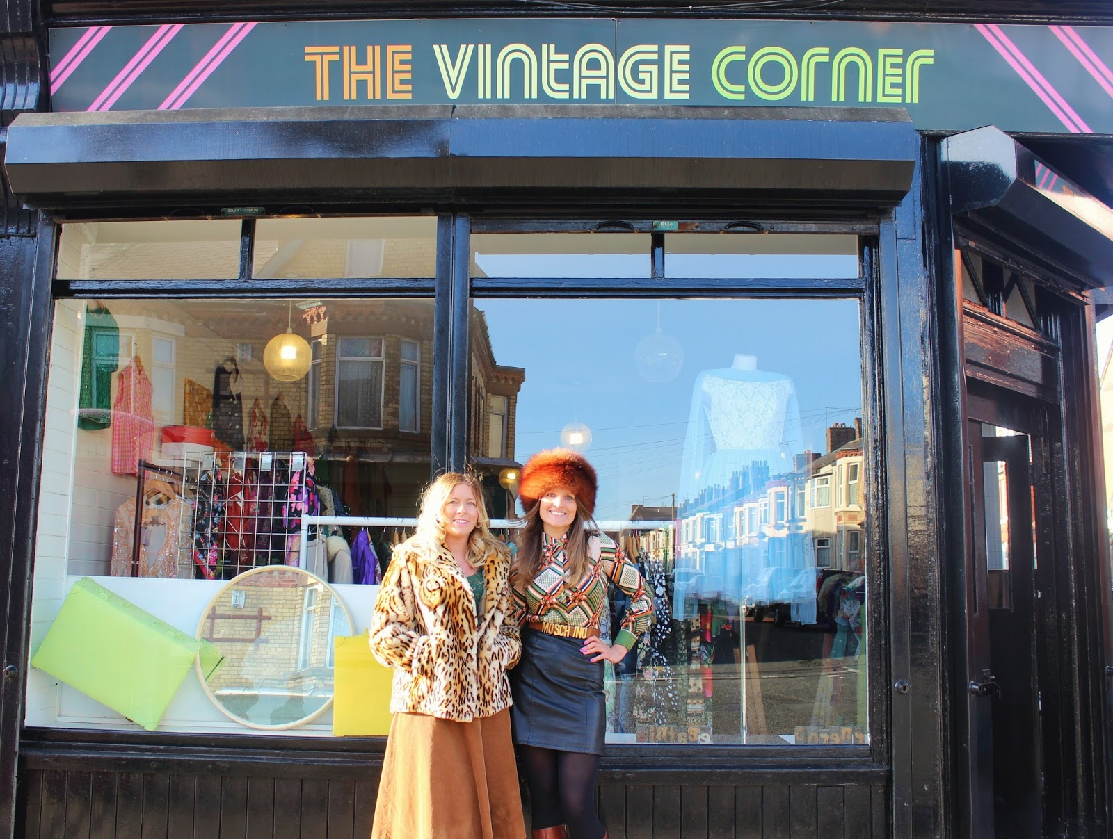 An Interview With The Vintage Corner