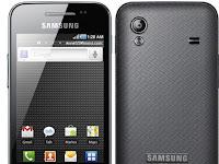 Firmware Samsung Galaxy Ace S5830