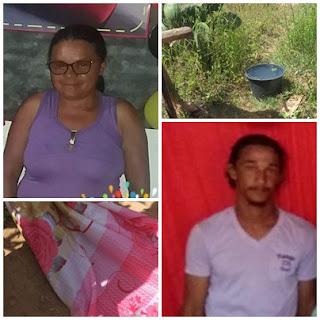 Em Sossego, homem abusa, espanca ex-esposa e mata ex-sogra a facadas