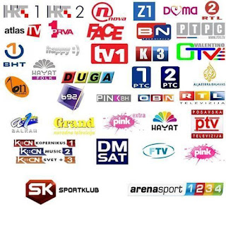 EX-YU iptv links arena sports HRT RTS Free m3u Playlist