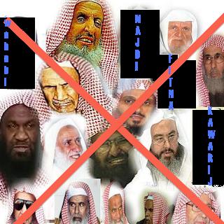 sesama wahabi salafi  saling menyalahkan