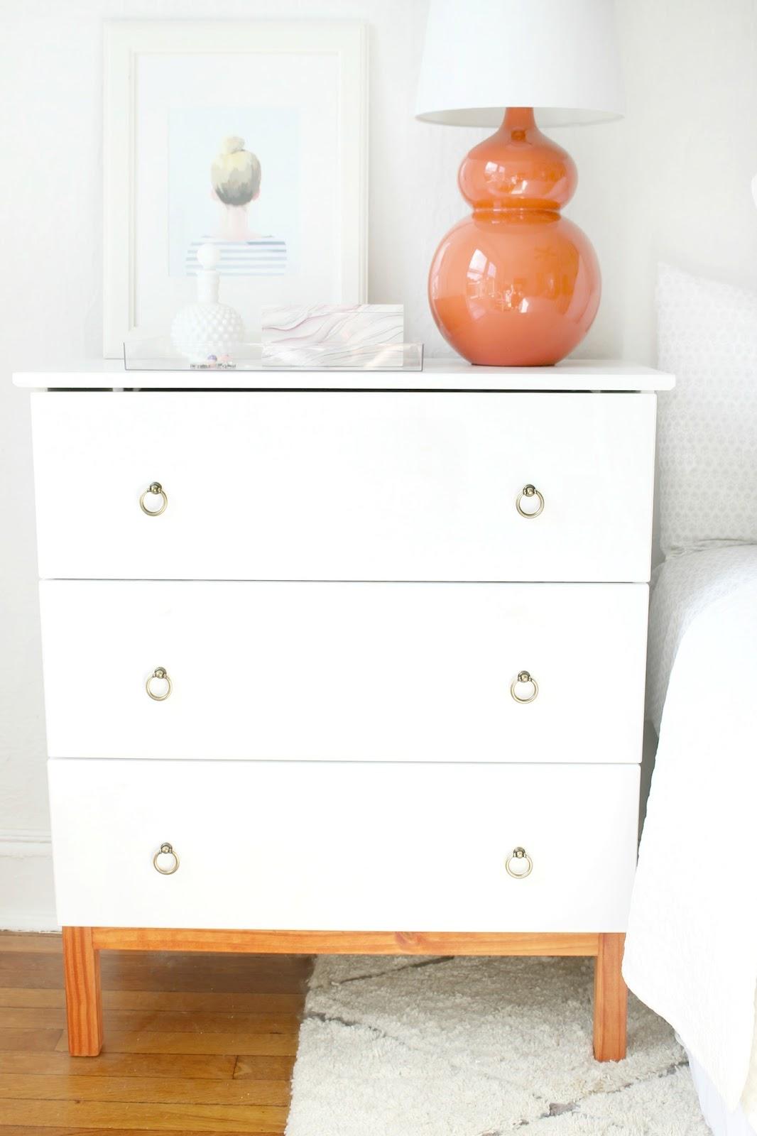 shannon claire diy files ikea tarva hack. Black Bedroom Furniture Sets. Home Design Ideas