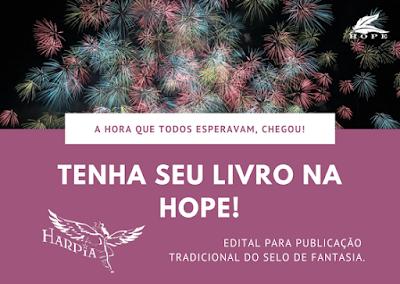 EDITAL PARA PUBLICAÇÃO TRADICIONAL DO SELO DE FANTASIA