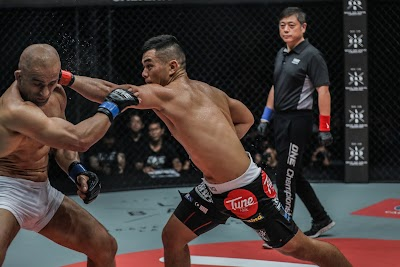 Ev Ting Edges Kamal Shalorus in Main Event of One Championship: Throne of Tigers + FULL RESULTS