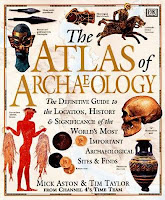 The Atlas of Archaeology by Mick Aston