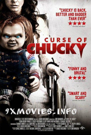 Curse of Chucky 2013 Dual Audio Hindi Bluray 300mb Download