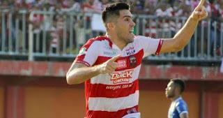 Madura United Rela Lepas Fabiano Beltrame ke Persib Bandung