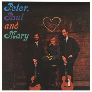 Peter, Paul & Mary - If I Had A Hammer on Peter, Paul & Mary (1962)