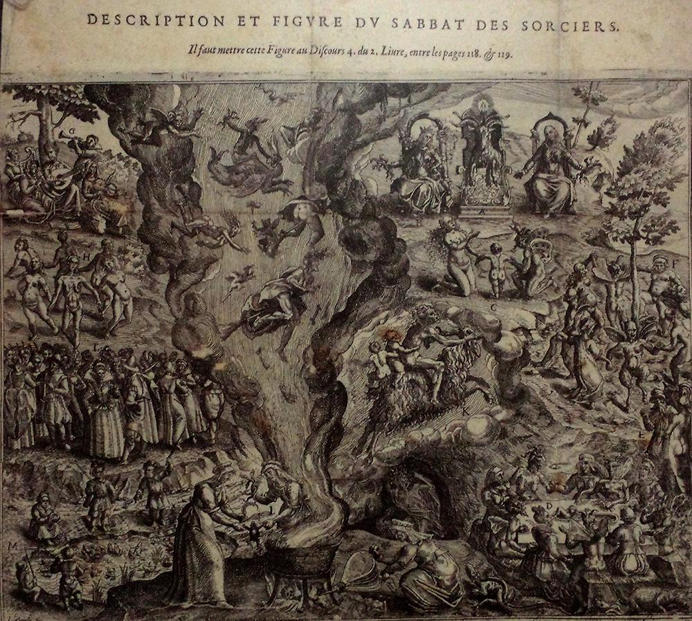 inquisizione-femminicidio-#8marzo-non una di meno-sciopero internazionale delle donne-archivio di stato-modena-inquisizione-streghe-la santa furiosa