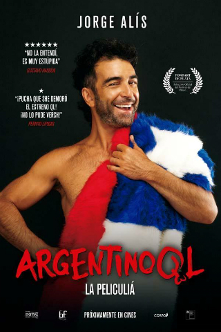 Argentino QL [2016] [DVDR] [NTSC] [Latino]