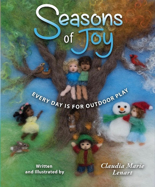Seasons of Joy Waldorf picture book