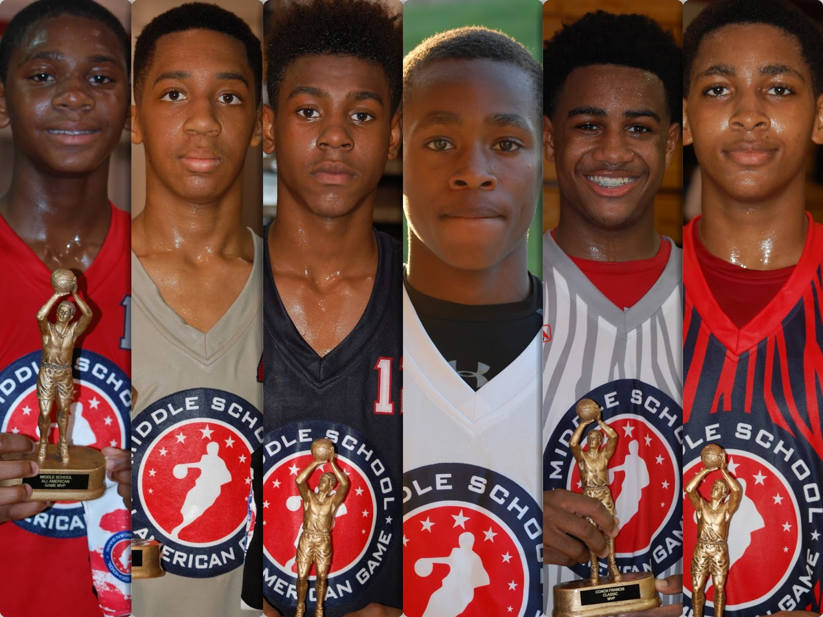 Middle School All American Game Loaded With Talent