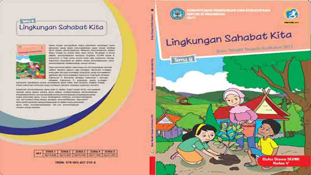 Buku Siswa Kelas 5 SD