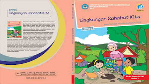Buku Siswa Kelas 5 SD Tema 8 Lingkungan Sahabat Kita Semester 2 K13 Revisi 2017