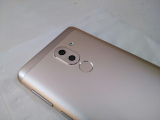 huawei honor 6x back
