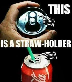 Straw Holder