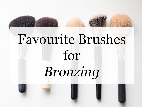 Favourite Brushes for Bronzing