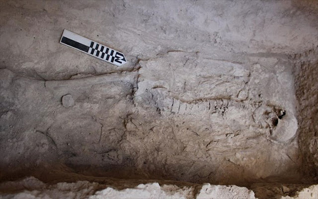 New Mycenaean tombs discovered in Nemea excavations