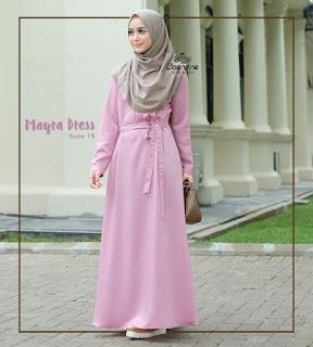 Gamis Jasmine Mayra Dress 18
