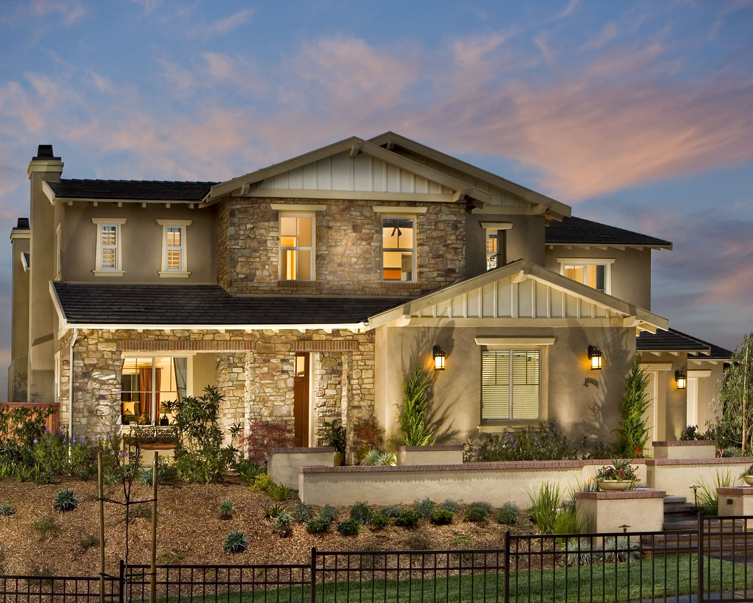 New home designs latest.: Modern big homes exterior ...