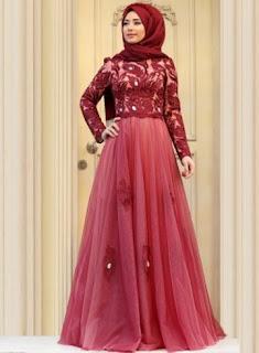 Model dress muslim modis terkini