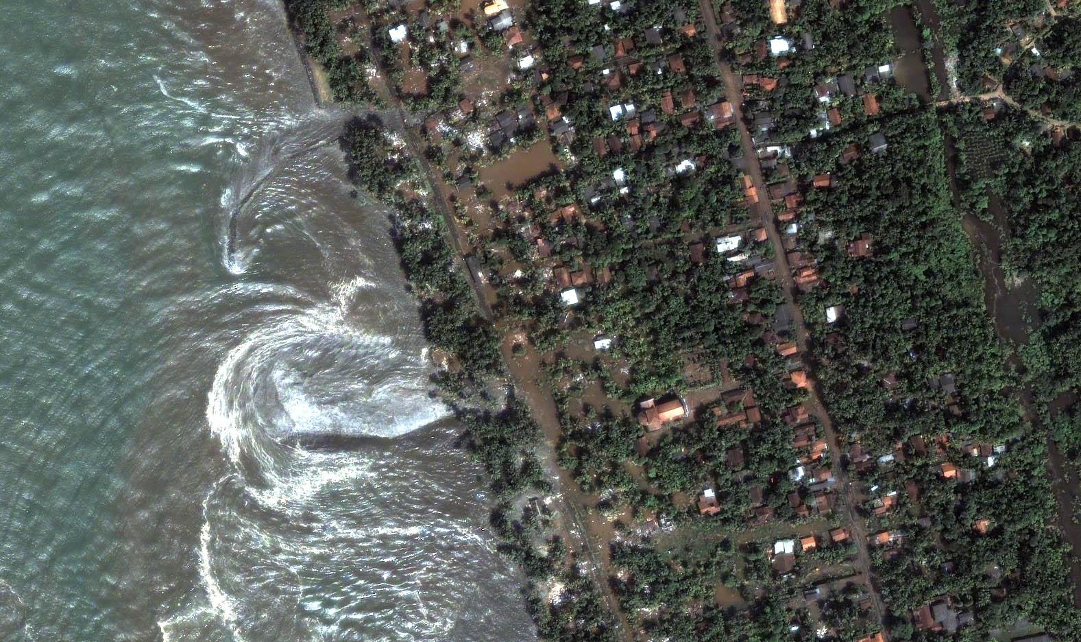 mengerikan tragis seram: korban tsunami dan dasyatnya