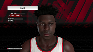 MyPLAYER Hairstyle Twist Fade