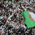 قوى الحراك الشعبي في الجزائر تطالب المتظاهرين بالإعتصام لفرض إرادة الشعب